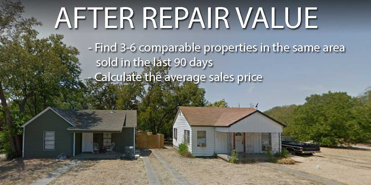 After Repair Value (ARV) In Real Estate Investing & How To Use It